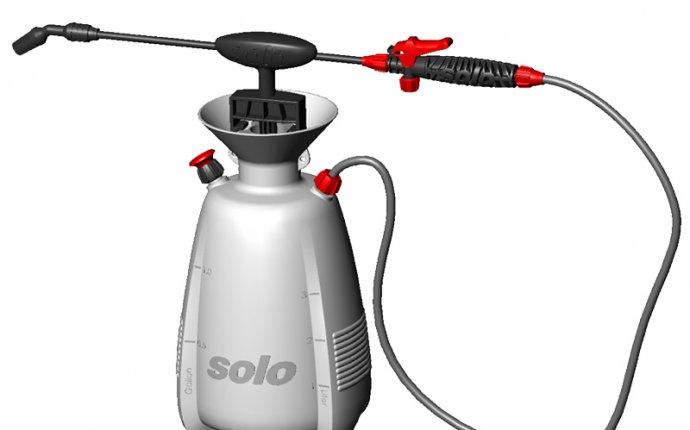 ИДИАМА - оптовая продажа садовой техники SOLO - Ручной распылитель
