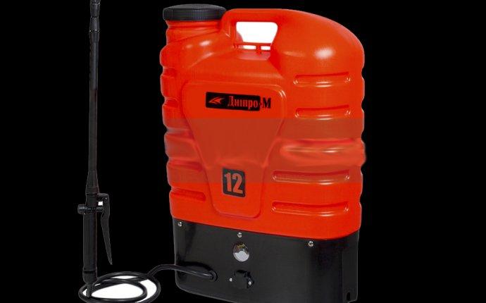 Купить Опрыскиватель аккумуляторный ДНІПРО-М ОГА-12 (12 литров) в