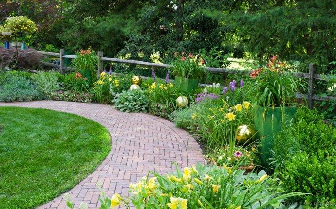 Ландшафтный дизайн сада | Красивые идеи для загородного интерьера фото