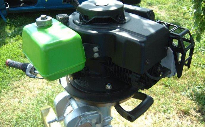 Лодочный мотор из газонокосилки | Форум на Моторке