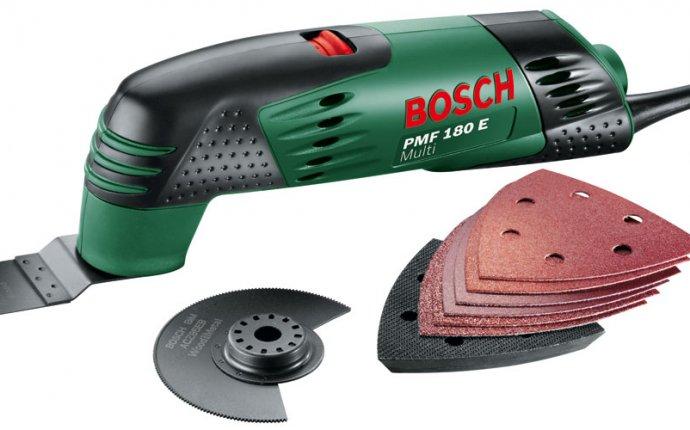 Многофункциональный инструмент Bosch PMF 180 E Multi :