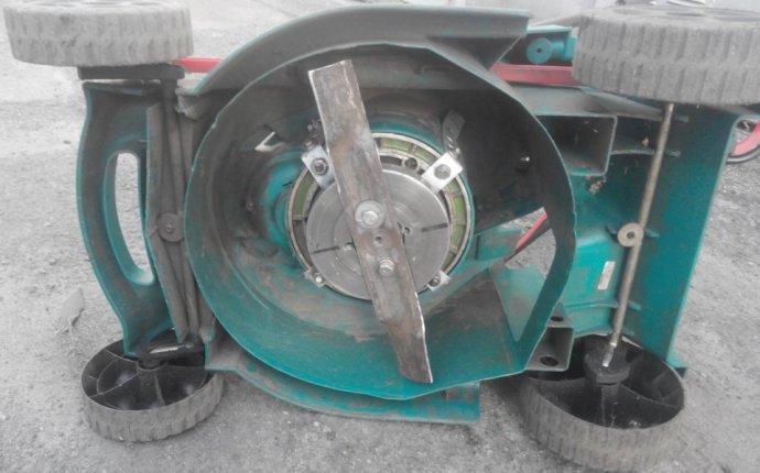 Модернизация газонокосилки Bosch Rotak — DRIVE2