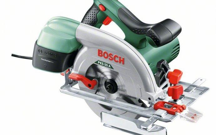 Новые поступления: ручные дисковые пилы Bosch