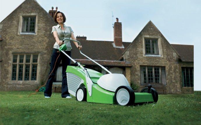 Преимущества и недостатки электрических газонокосилок - читайте на