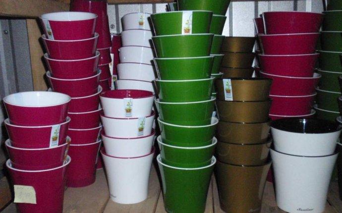 Продам оптом керамические и пластиковые горшки, грунты, удобрения