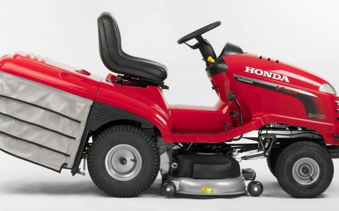 Садовый минитрактор-газонокосилка Honda HF2417K3HTE | Интернет